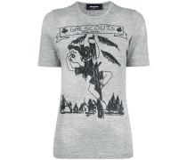 girl scouts T-shirt