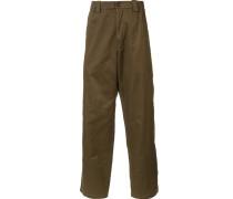 - Hose mit geradem Bein - men - Baumwolle - 2