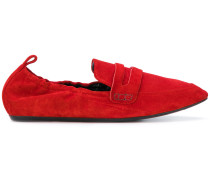 Loafer mit elastischem Einsatz