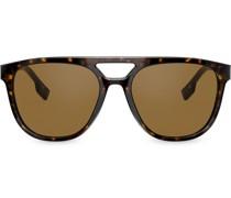 Pilotenbrille mit Cut-Out