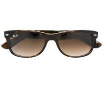 Sonnenbrille mit quadratischem Gestell - unisex