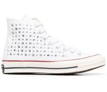 All Star Sneakers mit Kristallen