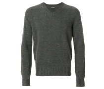 cashmere knitted sweater