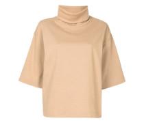 Sweatshirt mit kurzen Ärmeln