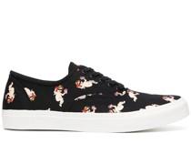 Sneakers mit Amor-Print