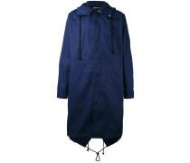 Mantel mit Kapuze - men - Baumwolle/Polyester