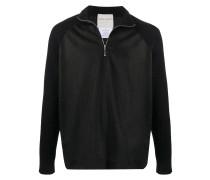 'Reference' Pullover mit Reißverschluss