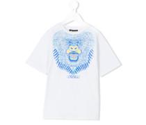 T-Shirt mit Affen-Print - kids