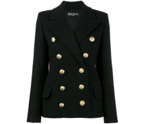 double breasted caban jacket