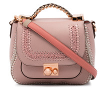 eloise leather shoulder bag