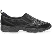 Glitzernde Sneakers