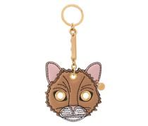 Schlüsselanhänger mit Katze