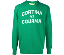 'Cortina VS Courma' Pullover