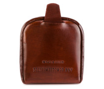 flip-lock wallet
