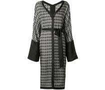'Loosestrife' Kimono - women - Seide - S