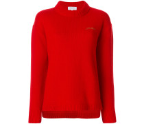 Amour embroidered jumper