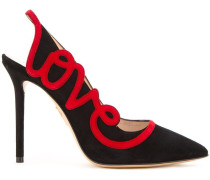 'Love' Pumps - women - Kalbsleder - 38
