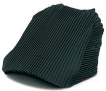 pleat detail cap