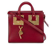 Red Albion Box Bag
