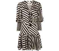 Samarah Kleid mit Streifen