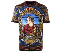 """T-Shirt mit """"Julius Caesar""""-Print"""