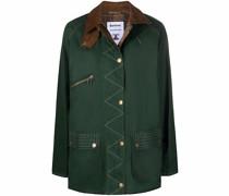 x Alexa Chung wax jacket