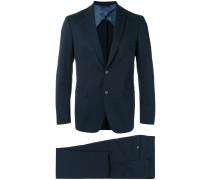 Zweiteiliger Anzug - men - Baumwolle/Elastan