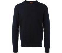 Strukturierter Pullover - men
