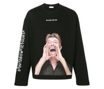 'Bowie Scream' Sweatshirt