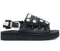 x Toga Mura buttoned sandals