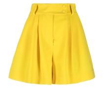 Klassische Shorts mit hohem Bund