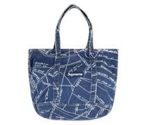 'Gonz Map' Jeans-Shopper