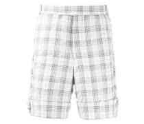 Seersucker-Shorts