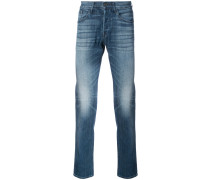 Schmale 'Selvedge' Jeans