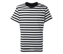 Gestreiftes T-Shirt - men - Baumwolle/Viskose