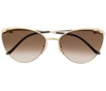 Sonnenbrille mit Farbverlauf-Gläser