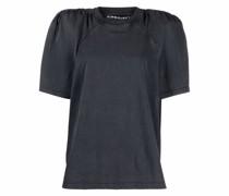 Gerafftes T-Shirt