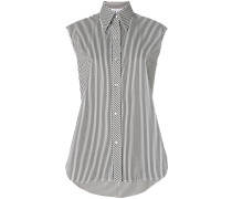 sleeveless blouse - Unavailable