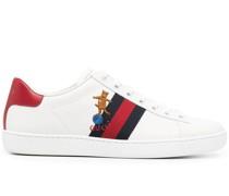 'Ace' Sneakers mit Logo-Stickerei