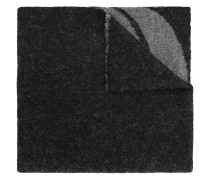 clock scarf