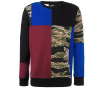 - Sweatshirt mit Print-Mix - men