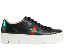 'Ace' Sneakers mit Plateau