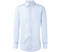 Klassisches Button-down-Hemd - men