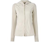 Bomber Gwyneth jacket - women - Leder/Kaschmir