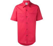 'Rattle' Hemd mit kurzen Ärmeln - men