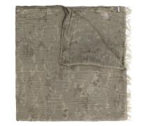 tassel detail scarf - men - Baumwolle