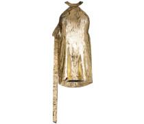 Ärmelloses Neckholder-Kleid