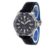'Aquaracer Calibre 5' analog watch