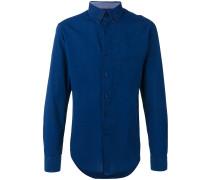 Button-down-Hemd mit Brusttasche - men