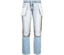 Klassische Boyfriend-Jeans